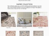Home Decorators Collection Elegance Linen area Rug Kas Rugs Empire Ivory Slate Elegance 8 Ft X 11 Ft Vintage Floral area Rug