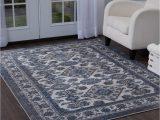 Home Dynamix Bazaar area Rugs Home Dynamix Bazaar Elegance Gray Blue 7 Ft 10 In X 10 Ft 1 In Indoor area Rug 1 C 451