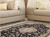 Home Dynamix Bazaar area Rugs Home Dynamix Bazaar Trim Black Ivory 5 Ft X 7 Ft Indoor area Rug 2 Hd2412 457 the Home Depot