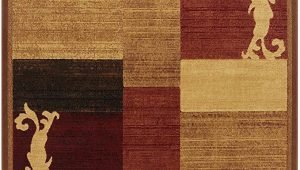 "Home Dynamix Catalina Pierre area Rug Home Dynamix Catalina Pierre Contemporary Modern area Rug 5 3""x7 2"" Geometric Brown Red Beige"