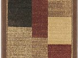 "Home Dynamix Catalina Pierre area Rug Home Dynamix Catalina Pierre Contemporary Modern Runner Rug 19""x69"" Geometric"