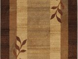 "Home Dynamix Catalina Pierre area Rug Home Dynamix Royalty Clover Modern area Rug Brown Multi 5 2""x7 2"" Rectangle"