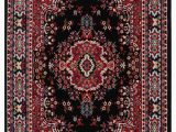 "Home Dynamix Premium Sakarya area Rug Home Dynamix Premium Sakarya area Rug 7 8""x10 7"" Border Black"