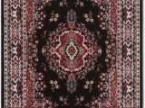 "Home Dynamix Premium Sakarya area Rug Home Dynamix Premium Sakarya Traditional area Rug oriental Black Red 5 2""x7 4"""