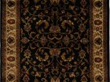 Home Dynamix Royalty Collection area Rug Home Dynamix Royalty 3208 457 Black area Rug