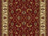 Home Dynamix Royalty Collection area Rug Red Persian Rug oriental Rugs Pinterest Liliyan Handmade