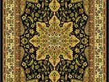 Home Dynamix Royalty Collection area Rug Royalty Collection 8083 Contemporary Black area Rug
