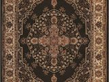 Home Dynamix Royalty Collection area Rug Royalty Hd2319 Brown Ivory by Home Dynamix Llc