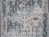 "Home Goods area Rugs 7×9 Ladole Rugs Pasific Cream Brown Blue Bordered Design Vintage Style Durable Indoor area Rug Carpet 7×9 6 7"" X 9 2"" 200cm X 280cm Walmart"