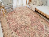 Huge area Rugs for Living Room Kenna Oversized Blush Taupe Faded E Of A Kind Turkish Rug
