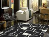 Huge area Rugs for Living Room Shaggy Extra Black area Rug Rugs Inexpensive for
