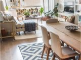 Images Of area Rugs In Living Rooms How to Skillfully Bine Multiple Rugs In A Room