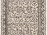 Ivory and Charcoal area Rug oriental Weavers Maharaja 2061n Ivory Charcoal area Rug