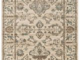 Ivory and Cream area Rugs Benson oriental Ivory Cream area Rug