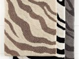 Jcpenney Bath Rugs Carpet Closeout Charter Club Zebra Bath Rug Collection & Reviews
