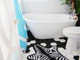 Jonathan Adler Bath Rug Lifestyle Wayfair Winter Refresh Challenge My Home