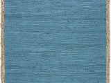 Jute and Blue Rug Amazon Lr Home Biscay Bay Jute Bordered area Rug 2 6