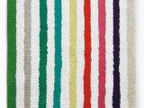 Kate Spade Bath Rug Candy Stripe Bath Rug