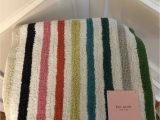 Kate Spade Bathroom Rug Nwt Kate Spade 21×34 Inch Candy Stripe Bath Rug