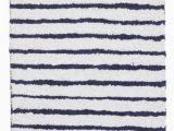 Kate Spade Bathroom Rugs Stripe Bath Rug