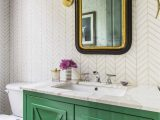 Kelly Green Bathroom Rugs Kelly Green is Our Color for the Summer and This Black and