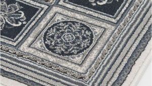 Km Home Sanford area Rugs Km Home Sanford Milan 2831of46ma Gray 33 X 53 area Rug