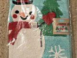 Kohls Christmas Bath Rugs New St Nicholas Square Holiday Cheer Snow Friends Bath Rug Christmas 20 X 30