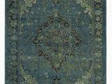 Kujawa Blue area Rug Adrianne Blue Green area Rug