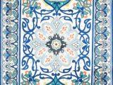 Kujawa Blue area Rug Kujawa Blue area Rug