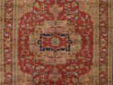 Large area Rugs 12 X 15 Geometric Red Indo Heriz Serapi oriental area Rug