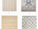 Large area Rugs at Ollies 16 Large Boho Style area Rugs Under $600 I Know You Ll Love