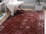 Large area Rugs Under $50 Unique Loom sofia Traditional area Rug 5 0 X 8 0 Burgundy