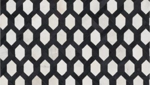 Large Black and White area Rug Black and White Rug Modernrugs