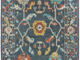 Large Blue Wool Rug Blue Landgrove Wool area Rug with Images
