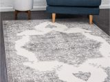 Large Gray and White area Rug Brighella Gray Vintage 9×12 area Rug In 2020
