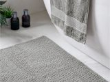 Large Gray Bathroom Rug We Offer Our Bobble Mat Range In A Range Of Colours to Suit