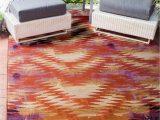 Large Indoor Outdoor area Rugs Outdoor Modern Red 9×12 area Rug Indoor Outdoor Rug In