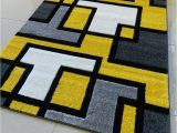 Large Off White area Rugs Yellow Black Silver Grey Off White Small Medium Xx Large Rug New Modern soft Thick Carved Carpet Non Shed Runner Bedroom Living Room area Rug Mat 120