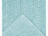 Large Square Bath Rug Details About Vue Kudu Oversized Bath Mat In Aqua