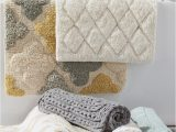 Large Square Bathroom Rugs Bath Mat Vs Bath Rug which is Better