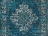 Large Teal Blue area Rugs ashley Furniture Signature Design Moore area Rug 8 X 10 Size Traditional Blue Teal