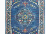 Large Teal Blue area Rugs Saige oriental Blue Teal Blue area Rug