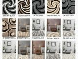Large Thick soft area Rugs Medium Multi Colored Funky Modern soft Super Thick area Rugs