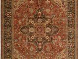 Large Western Style area Rugs Nourison Living Treasures Li 01 area Rugs