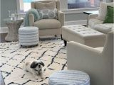 Large White Fluffy area Rug 12 Best Navy and White area Rugs Under $200