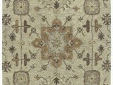 Laura ashley 8×10 area Rugs toshiro Hand Tufted Wool Beige Brown area Rug