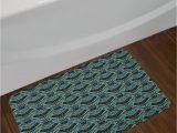 Laura ashley Chenille Bath Rug Aztec Bath Rug
