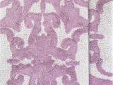 Lavender Bathroom Rug Sets Hooten 2 Piece Bath Rug Set