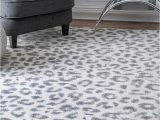 Leopard Print area Rug Target Nuloom Contemporary Modern Animal Leopard Print area Rug In