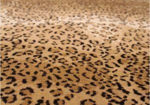 Leopard Print Bath Rugs Cheap Thrills Leopard Print Rug